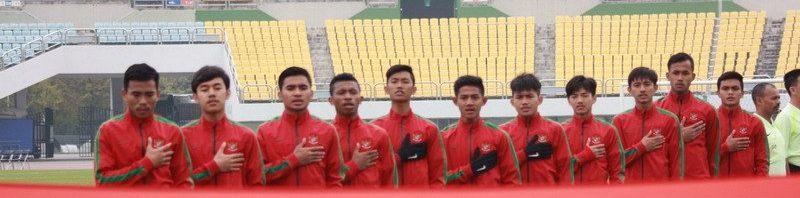 Timnas merubah susunan pemain U-19 dengan 6 perubahan di daftar starter saat melawan Malaysia