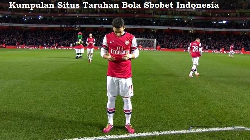 Kumpulan Situs Taruhan Bola Sbobet Indonesia