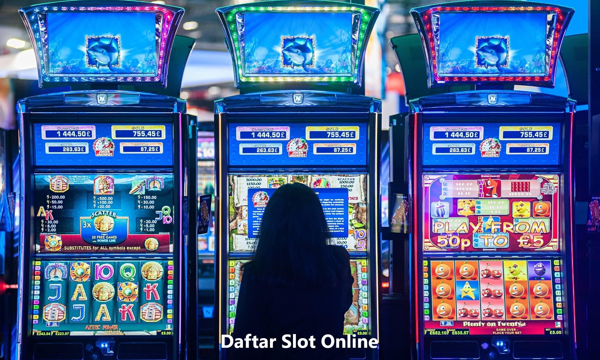Daftar Slot Online Dengan Mudah di Agen Joker123