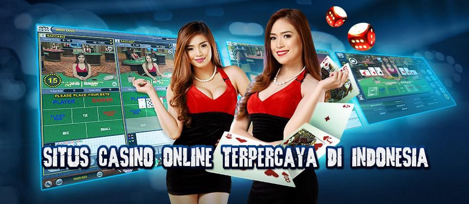 Situs Casino Online Indonesia Terpercaya